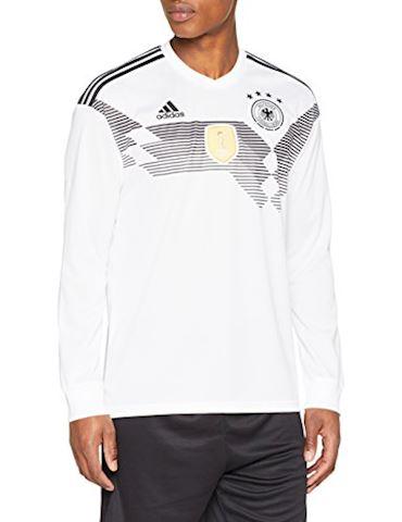 adidas Germany Mens LS Home Shirt 2018 Image