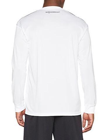 adidas Germany Mens LS Home Shirt 2018 Image 2