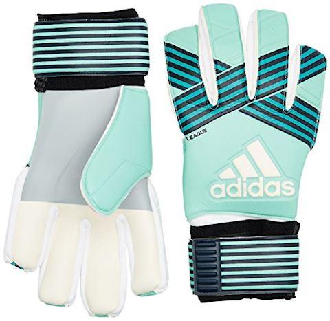 adidas Goalkeeper Gloves ACE League Ocean Storm - Energy Aqua/Energy Blue/Legend Ink Image