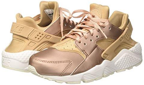 Nike Air Huarache Premium Women's Shoe - Brown Image 5