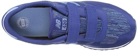 New Balance 420 Hook and Loop Kids Infant Shoes Image 8