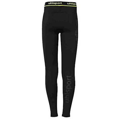 Uhlsport Bionikframe Baselayer Tights - Black/Fluo Yellow Image 2