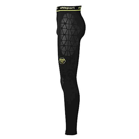 Uhlsport Bionikframe Baselayer Tights - Black/Fluo Yellow Image 3