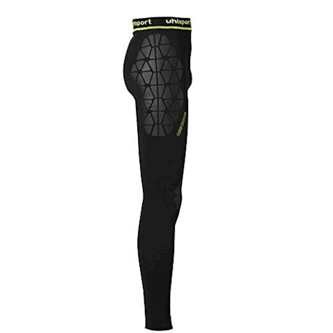 Uhlsport Bionikframe Baselayer Tights - Black/Fluo Yellow Image 6