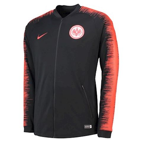 Nike Eintracht Frankfurt Anthem Men's Football Jacket - Black