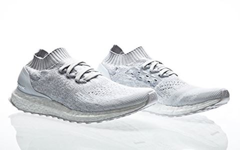 adidas Ultra Boost Uncaged Primeknit Mens Trainers Triple White