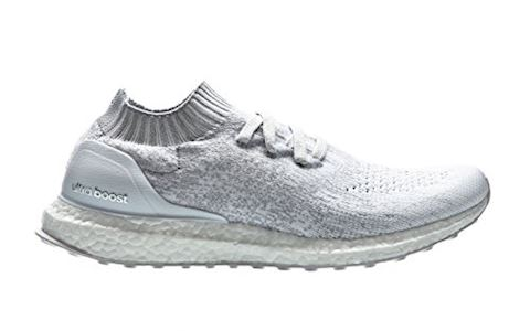 6fd6bf17933 adidas Ultra Boost Uncaged Primeknit Mens Trainers Triple White Image