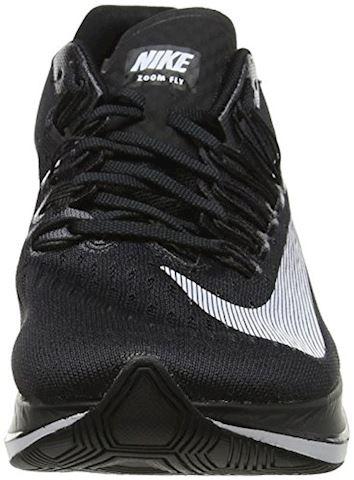 Nike Zoom Fly Men's Running Shoe - Black Image 4