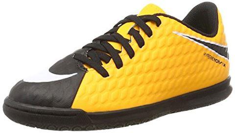Nike Jr. HypervenomX Phade 3 Younger/Older Kids'Indoor/Court Football Shoe - Orange Image