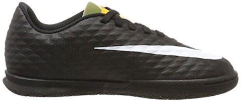 Nike Jr. HypervenomX Phade 3 Younger/Older Kids'Indoor/Court Football Shoe - Orange Image 6