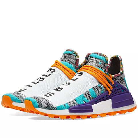 adidas Pharrell Williams SOLARHU NMD Shoes Image