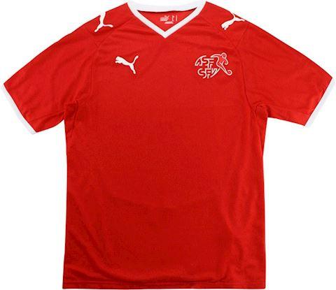 Puma Switzerland Kids SS Home Shirt 2008 Image