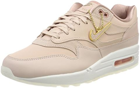 Nike Air Max 1 Premium Women's Shoe - Grey Image