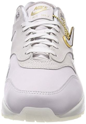 Nike Air Max 1 Premium Women's Shoe - Grey Image 11