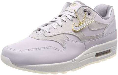 Nike Air Max 1 Premium Women's Shoe - Grey Image 8
