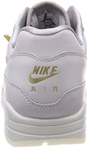 Nike Air Max 1 Premium Women's Shoe - Grey Image 9