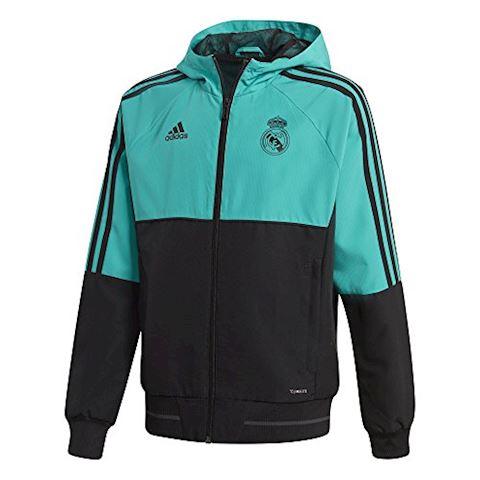 adidas Real Madrid Presentation Jacket Image