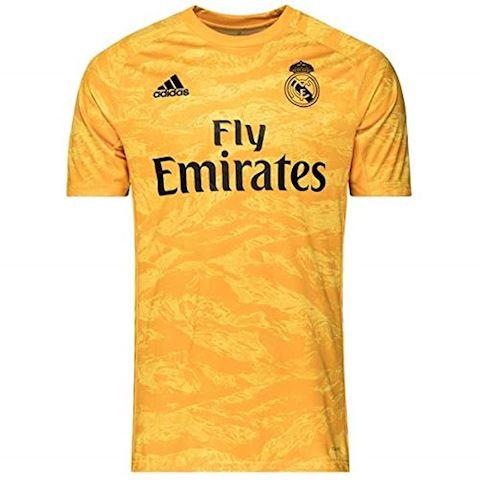 detailed look 9b4ad d97cd adidas Real Madrid Mens SS Goalkeeper Home Shirt 2019/20