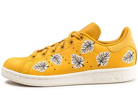 adidas  STAN SMITH W  women's Shoes (Trainers) in Yellow Image