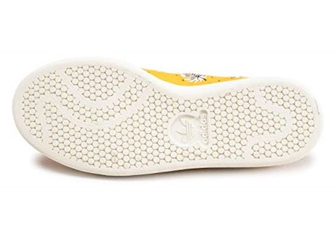 adidas  STAN SMITH W  women's Shoes (Trainers) in Yellow Image 4