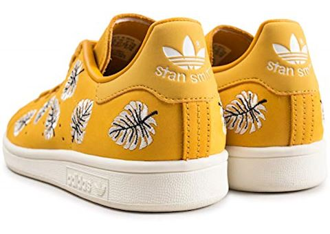 adidas  STAN SMITH W  women's Shoes (Trainers) in Yellow Image 6