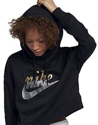 Nike Sportswear Rally Women's Pullover Hoodie - Black Image