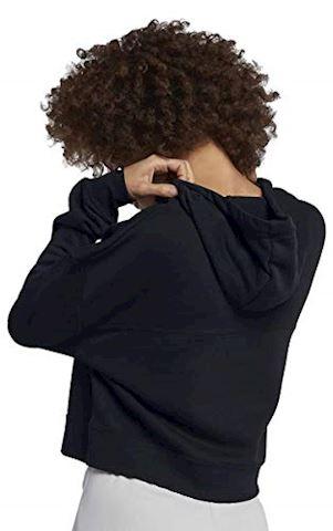Nike Sportswear Rally Women's Pullover Hoodie - Black Image 2
