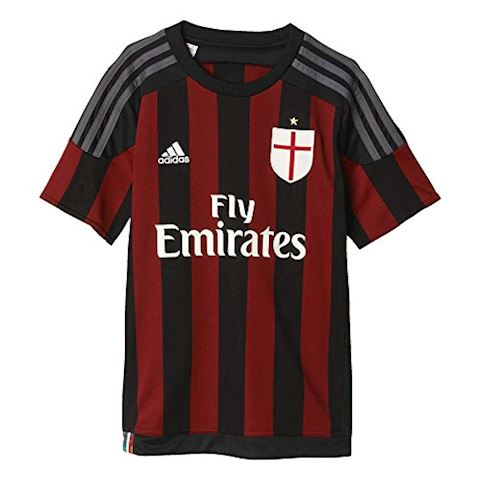 adidas AC Milan Kids SS Home Shirt 2015/16 Image