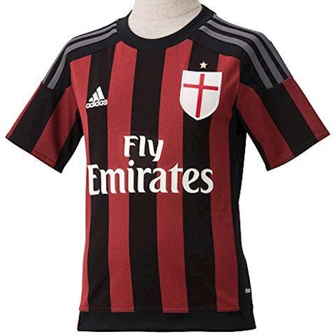 adidas AC Milan Kids SS Home Shirt 2015/16 Image 2