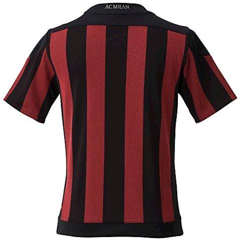 adidas AC Milan Kids SS Home Shirt 2015/16 Image 3