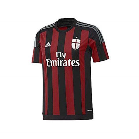 adidas AC Milan Kids SS Home Shirt 2015/16 Image 5