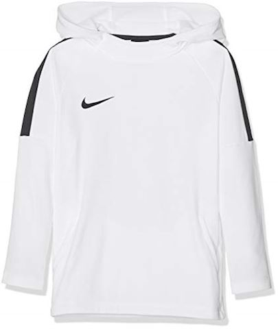 shades of online for sale brand new Nike Hoodie Dry Academy 18 L/S - White/Black Kids