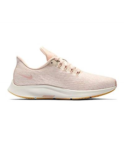 Nike Air Zoom Pegasus 35 Premium Women's Running Shoe - Cream Image 3