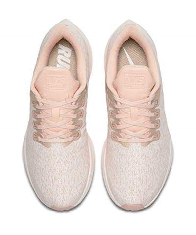 Nike Air Zoom Pegasus 35 Premium Women's Running Shoe - Cream Image 5