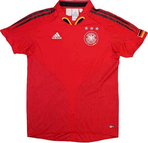 adidas Germany Kids SS Third Shirt 2004 Image