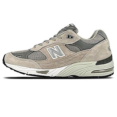 New Balance 991 Leather Men's Made in UK Collection Shoes Image