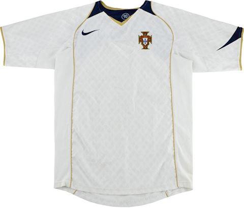 Nike Portugal Kids SS Away Shirt 2004 Image