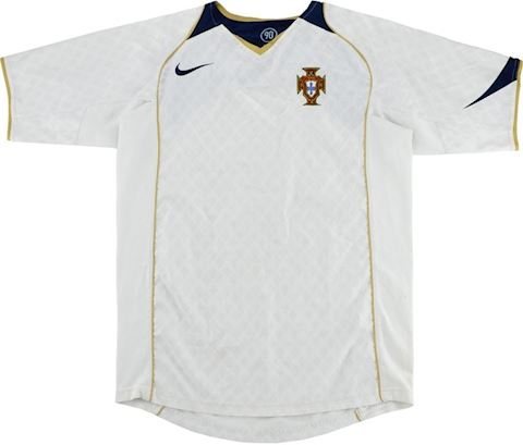 Nike Portugal Kids SS Away Shirt 2004 Image 2