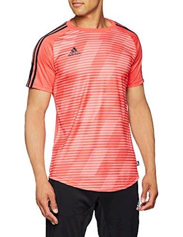 adidas Training T-Shirt Tango Graphic - Red/Black Image