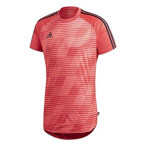 adidas Training T-Shirt Tango Graphic - Red/Black Image 3