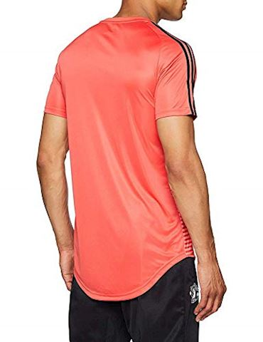 adidas Training T-Shirt Tango Graphic - Red/Black Image 4
