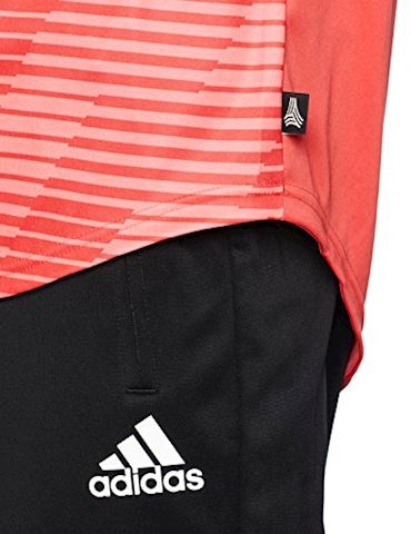 adidas Training T-Shirt Tango Graphic - Red/Black Image 5