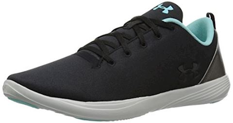 Under Armour Women's UA Street Precision Low Canvas Training Shoes Image