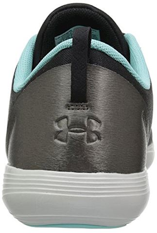 Under Armour Women's UA Street Precision Low Canvas Training Shoes Image 2