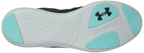 Under Armour Women's UA Street Precision Low Canvas Training Shoes Image 3