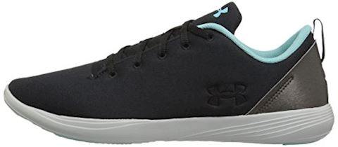 Under Armour Women's UA Street Precision Low Canvas Training Shoes Image 5
