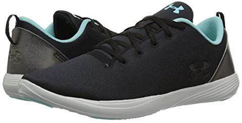Under Armour Women's UA Street Precision Low Canvas Training Shoes Image 6