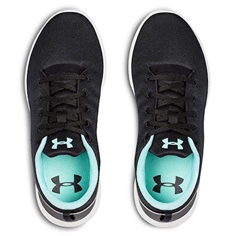 Under Armour Women's UA Street Precision Low Canvas Training Shoes Image 7