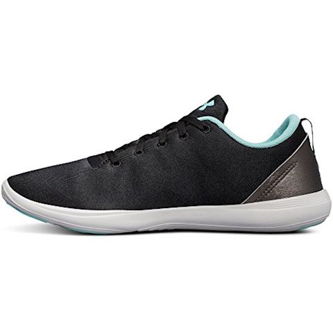 Under Armour Women's UA Street Precision Low Canvas Training Shoes Image 8