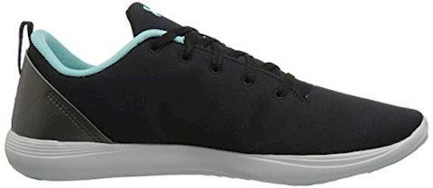 Under Armour Women's UA Street Precision Low Canvas Training Shoes Image 10